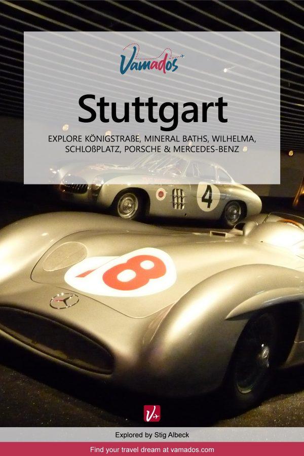 Stuttgart Travel Guide - vamados.com