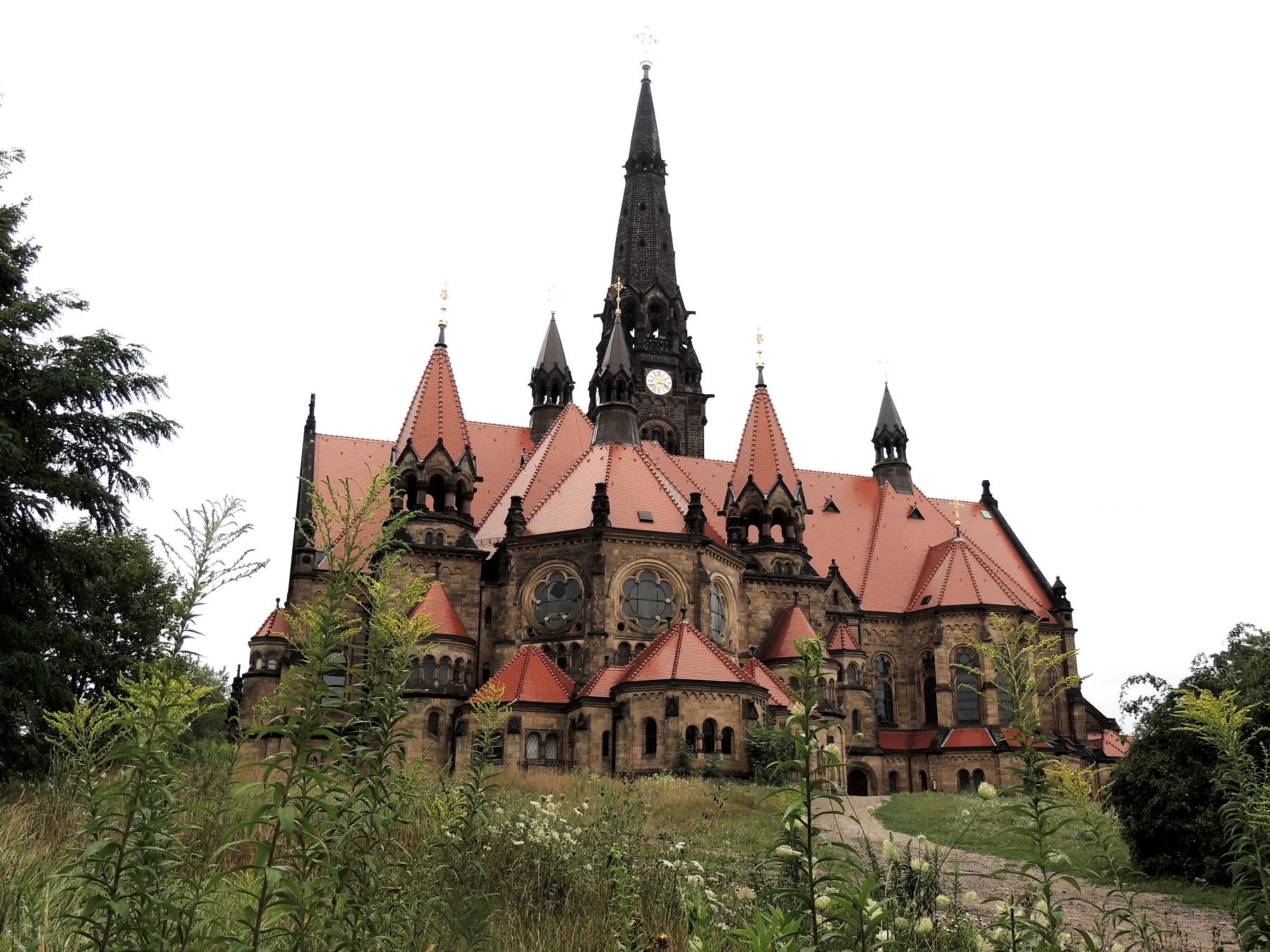 Garrison Church, Dresden