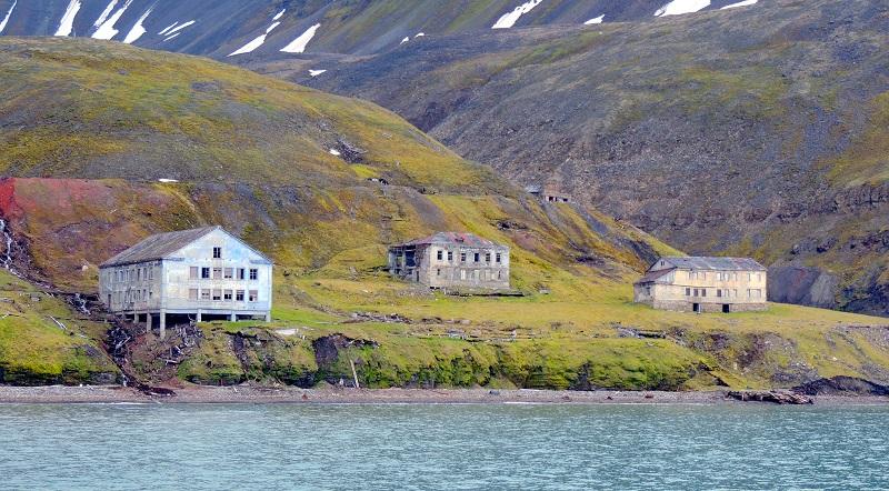 Grumant, Svalbard