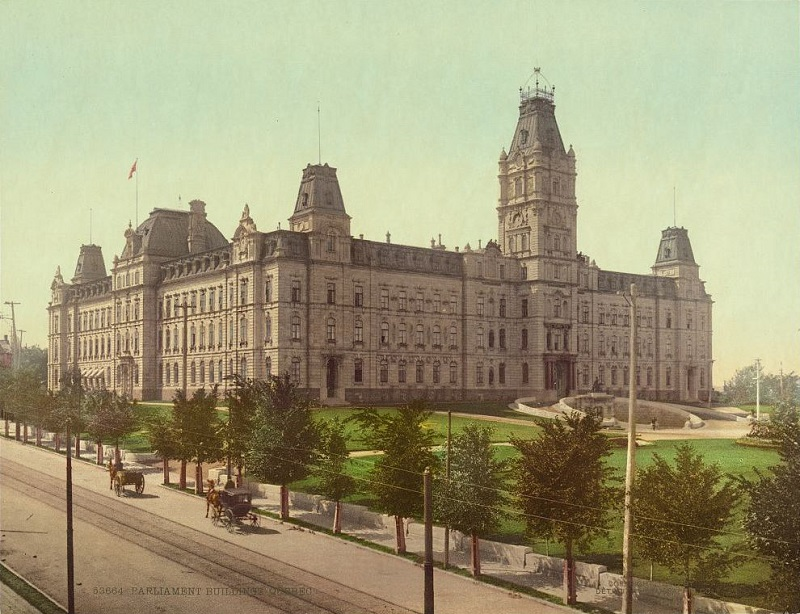 Parliament Building, Quebec City