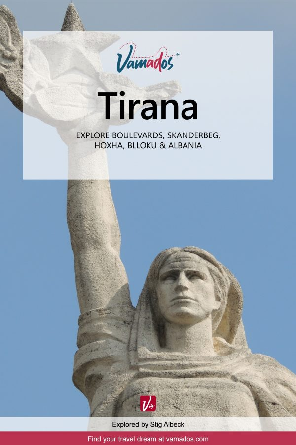 Tirana Travel Guide