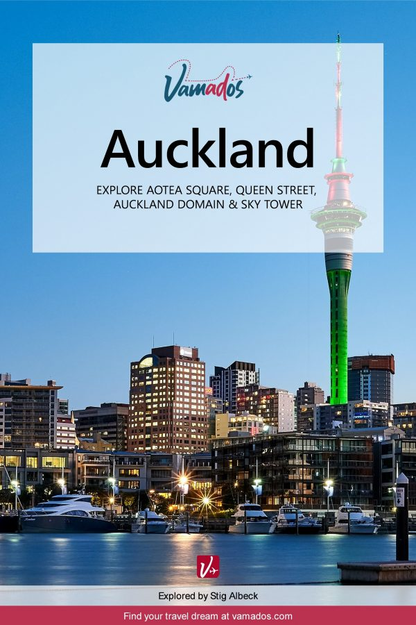 Auckland Travel Guide